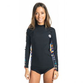 Lycra Rip Curl Womens All Over L/SL 2016