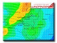 Prévision météo vent Benelux - Nord Pas de calais