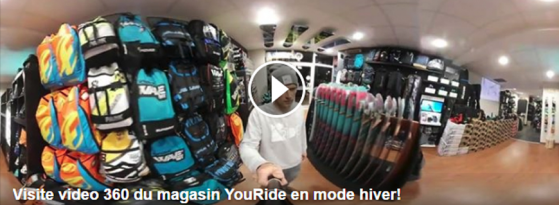 Video 360 de YouRide Lille