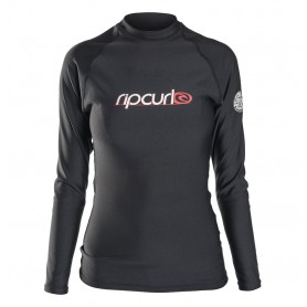Top thermique girl Rip Curl Flashbomb L/SL Polypro 2017