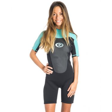 Shorty Rip Curl Womens Omega 1.5mm S/SL 2017