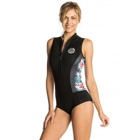 Shorty Girl Rip Curl G Bomb S/Less Bikini Spring 2018