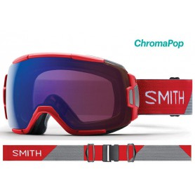 Masque Smith Vice 2019 Fire Split Chromapop Photochromic Rose Flash