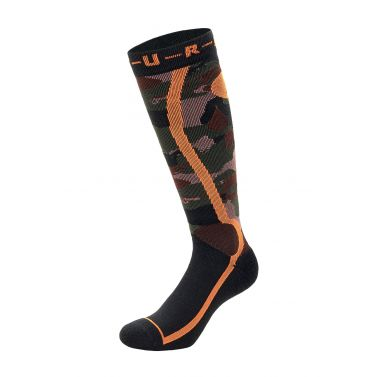 Chaussettes Picture Wooling black Camouflage