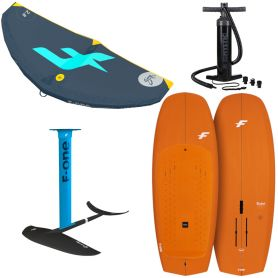 Pack Wingsurf F-One Swing + Rocket Wing + Gravity Carbon 2020
