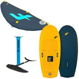Pack Wingsurf F-One Swing + Rocket Air + Gravity Carbon 2020