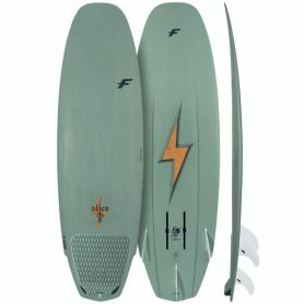 Surf F-one Slice Bamboo Foil 2020