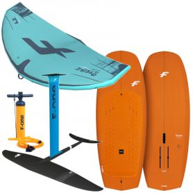 Pack Wingsurf F-One Strike + Rocket Wing V.2 + Phantom Carbon 2021