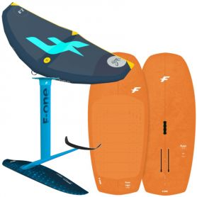 Pack Wingsurf F-One Swing V.1 + Rockect Wing ASC + Gravity FCT 2021